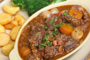 Slow Cooked Beef and Vegetables
