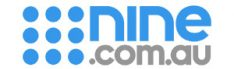 nine.com.au logo